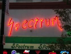 Spectrum Bar & Grill in Chicago