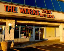The Works Gyros, Beef and Burgers in Glenview
