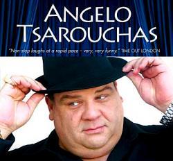 Greek comic Angelo Tsarouchas at Home Nightclub - Arlington Heights
