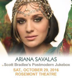 Ariana Savalas Live at Rosemont Theater