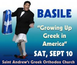 Basile The Comedian Live at St. Andrews in Chicago