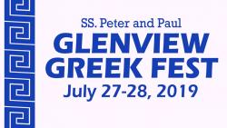Glenview Greek Fest at Sts. Peter & Paul - Glenview