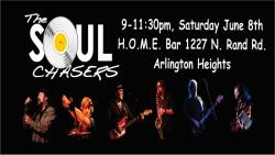 The Soul Chasers Live at Home Nightclub - Arlington Heights