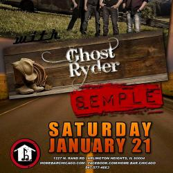 Emerson Drive with Semple & Ghostryder Live at Home Nightclub in Arlington Heights