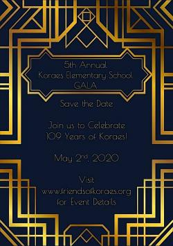 Koraes Elementary School 5th Annual Gala at Nacional 27 in Chicago