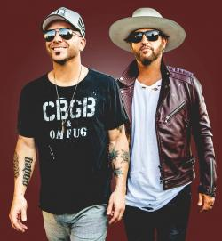 LOCASH Live at Niko's Red Mill Tavern in Woodstock