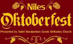1st Annual Niles Octoberfest at St. Haralambos