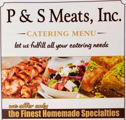 Greek Style Catering Packages at P & S Meats in Chicago