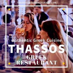 Thassos Authentic Greek Restaurant - Palos Hills