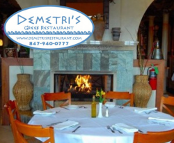 Demetri's Greek Restaurant in Deerfield