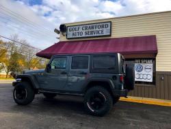 Golf Crawford Auto Service in Evanston