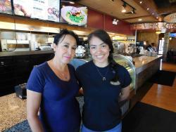 Friendly staff at Dengeos Restaurant in Buffalo Grove