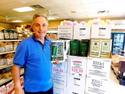 Special promotion on Eliako Extra Virgin Olive Oil at Spartan Brothers Imported Foods in Chicago
