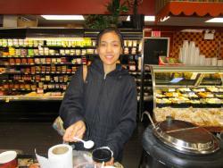 Happy customer at Village Market Place in Carol Stream