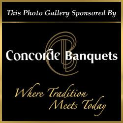 Photo gallery sponsored by Concorde Banquets and Conference Center