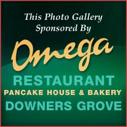 This photo gallery is sponsored by the Omega Restaurant Pancake House in Downers Grove