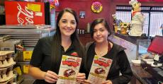 Friendly staff at Brandy's Gyros in Hanover Park