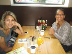 Customers having lunch at Butterfield's Restaurant Oakbrook Terrace