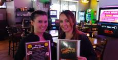 Friendly servers at Chaser's Sports Bar & Grill in Lake Zurich