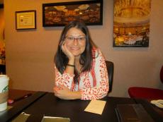 Friendly banquet coordinator at Chateau Ritz Banquets in Niles