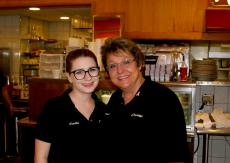 Friendly staff at Christy's Restaurant & Pancake House in Wood Dale