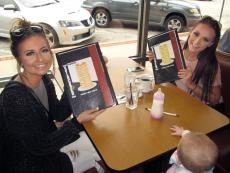 Customers at Stacked Pancake House in Oak Lawn