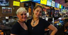 Friendly staff at Draft Picks Sports Bar in Naperville