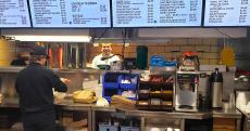Friendly staff at Franksville Restaurant in Chicago