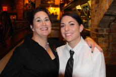 Friendly servers at Jimmy's Charhouse in Libertyville