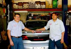 ASE Certified Technicians at Old Orchard BP Auto Service in Skokie