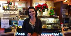 Friendly staff at Plainfield's Delight Restaurant in Plainfield