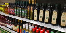 Greek Olive Oil & Sauces at Spartan Brothers Imported Foods in Chicago
