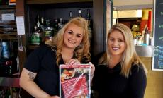 Friendly servers with lunch specials at Union Ale House in Prospect Heights