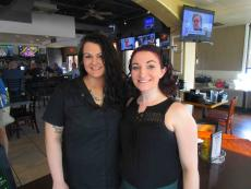 Friendly staff at Union Ale House in Prospect Heights