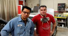 Skilled technicians at Wreck and Roll Auto Body in Chicago